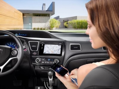 Honda Unveils The Display Audio In-Car Touchscreen Powered By An iPhone