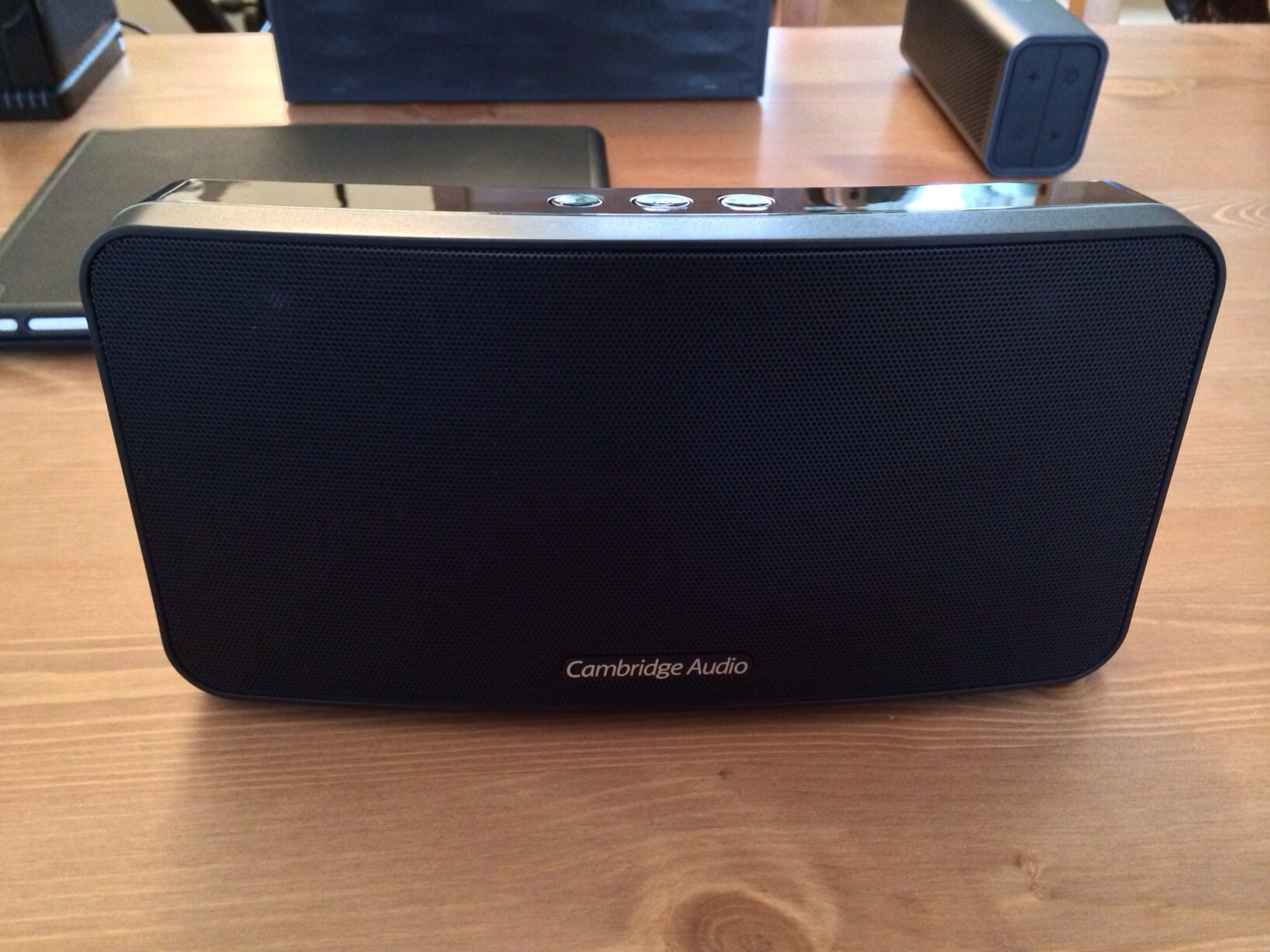 Cambridge Audio's Minx Go Is A Portable Wireless Speaker That's Almost Perfect