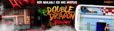 DotEmu Brings Double Dragon Trilogy To iOS, Offers A Faithful Port Plus Brand New Features