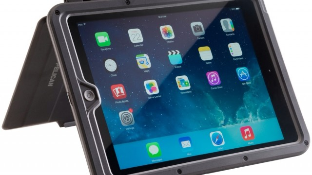 Pelican's ProGear Vault Cases Offer Extreme Protection For Apple's New iPads