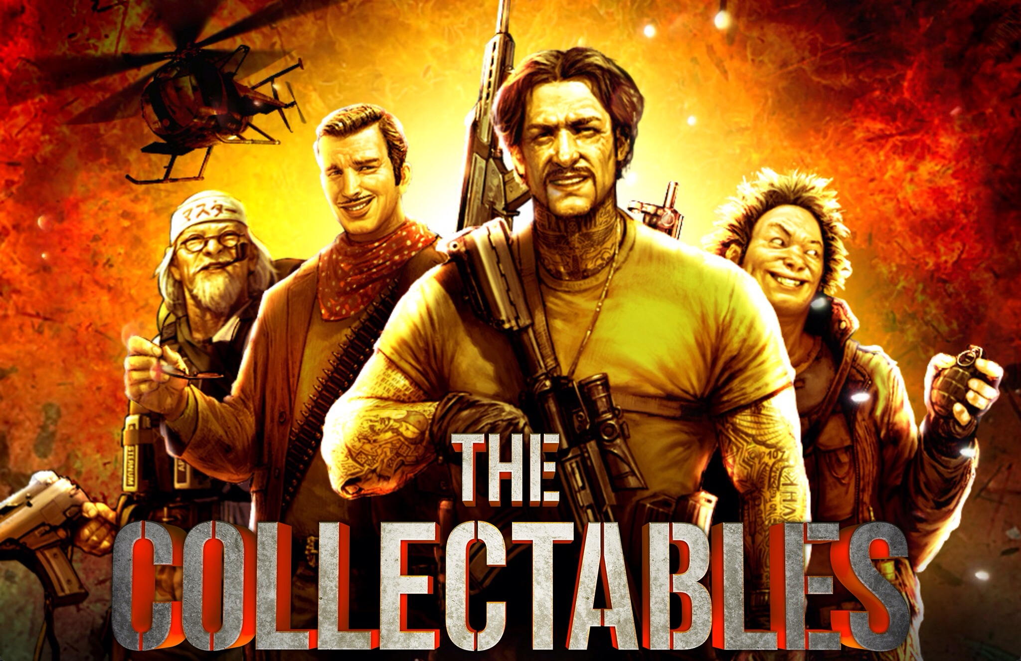 The Collectables, Crytek's New Free-To-Play iOS Game, Is Set To Launch Soon