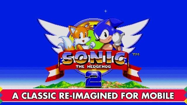 SEGA Remasters Sonic The Hedgehog 2 For iOS: Adds New Mode, New Zone And More