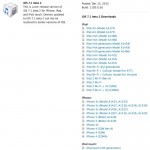 Apple Publishes iOS 7.1 Beta 2 For Registered iOS Developers