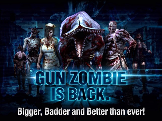 Gun Zombie 2 Blasts Into The US App Store, Offers 'Intense' Shooting Experience For iOS