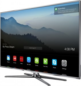 New Concept Provides One Take On How An iOS-Inspired Apple HDTV Might Look