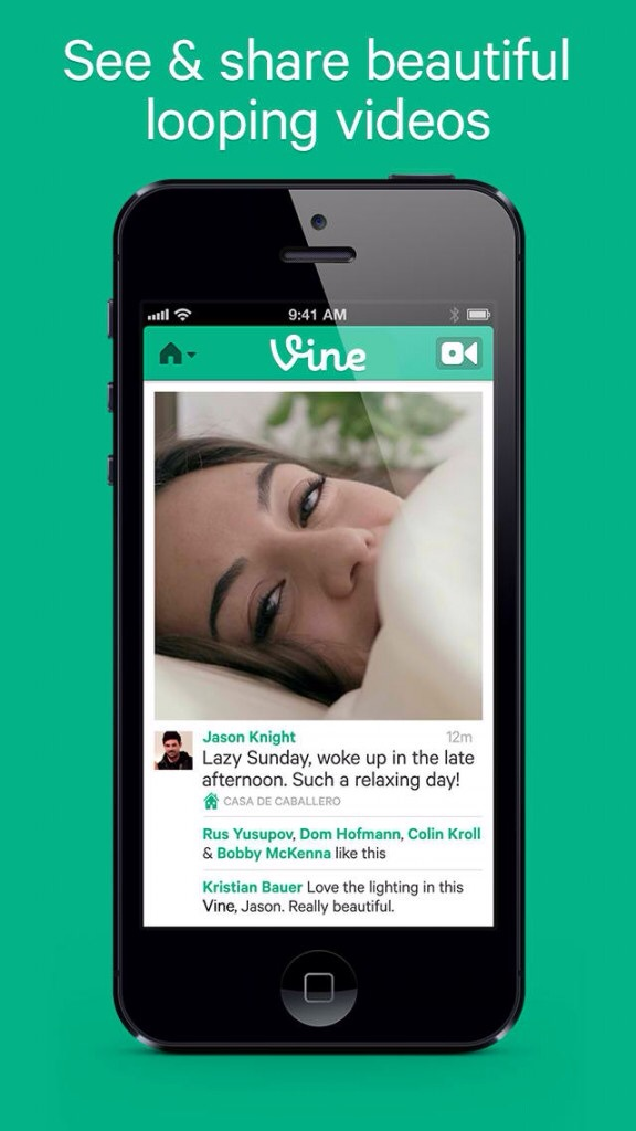 Twitter Updates Vine Adding Long-Requested 'Hide Revine' Feature