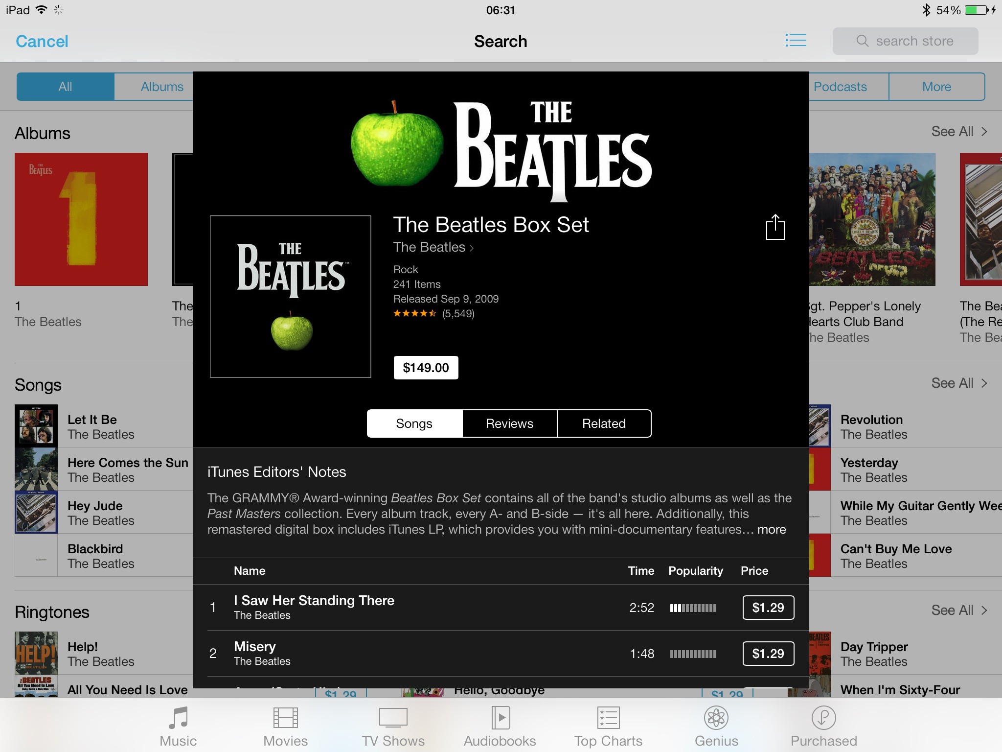 Rare Bootlegs From The Beatles Expected To Launch Exclusively Through iTunes