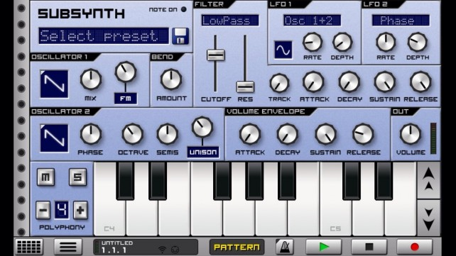 Caustic Offers An Advanced Rack-Mount Synthesizer For iPhone, iPad
