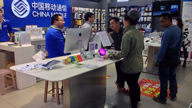 New Survey Claims China Mobile Could Sell At Least 12 Million iPhones Next Year