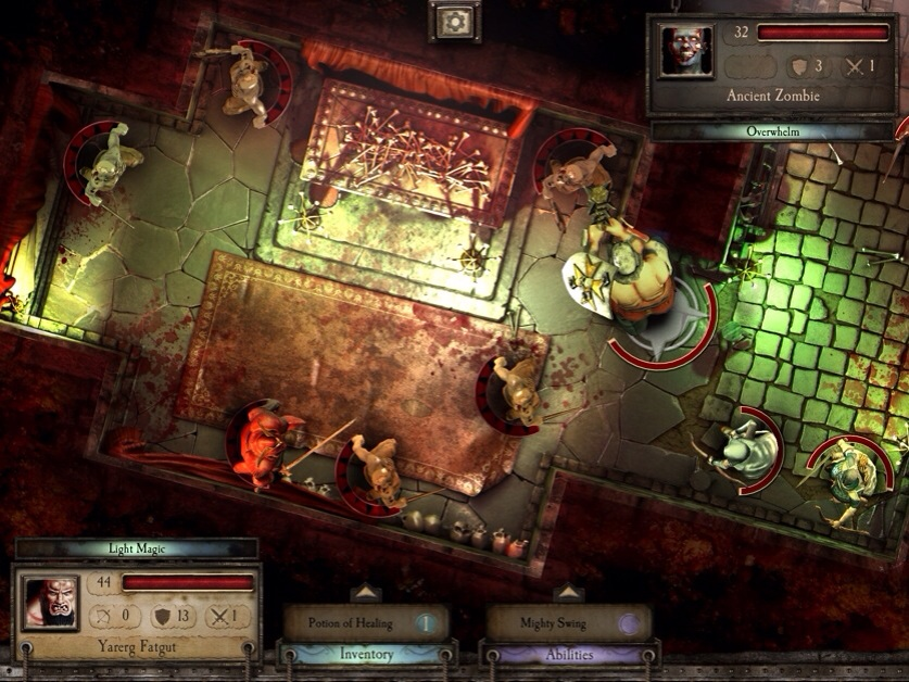 Warhammer Quest Gets Additional DLC Adding New Hero, Zombies And More