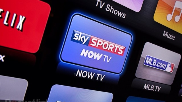 For The First Time Ever, Sky Sports Channels Come To Apple TVs In Britain