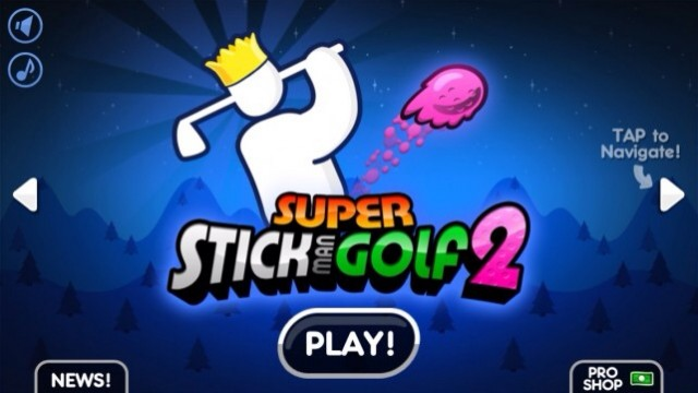Super Stickman Golf 2 To Get A Supermassive, Super Meat Boy-Inspired Update