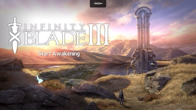 Happy Holidays: Infinity Blade III Gets Its Anticipated 'Ausar Rising' Update
