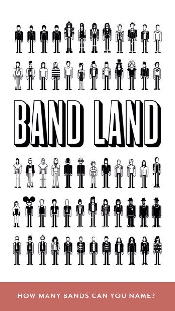 Band Land Promises Users A Super-Comprehensive Music Trivia App For iOS