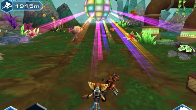Ratchet And Clank: BTN Brings The Feel Of The Console Franchise To iOS In An Endless Runner