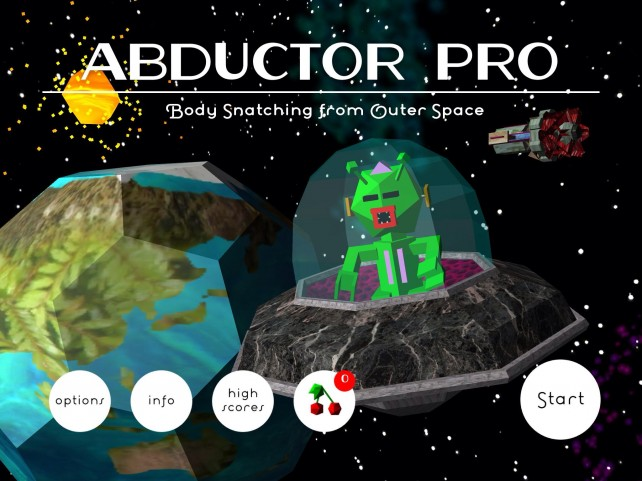 Abduct Earthlings Like A Pro In Abductor Pro