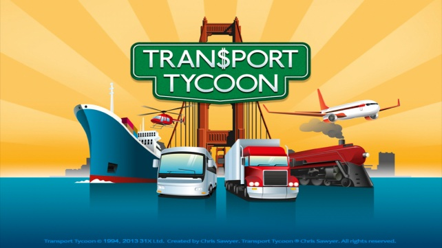 Take A Free Ride In The Brand New Transport Tycoon Lite For iOS