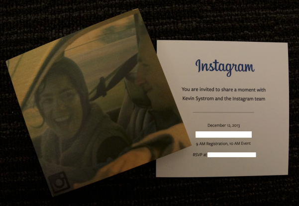 Instagram Sends Out Invitations For Mysterious Event Next Week