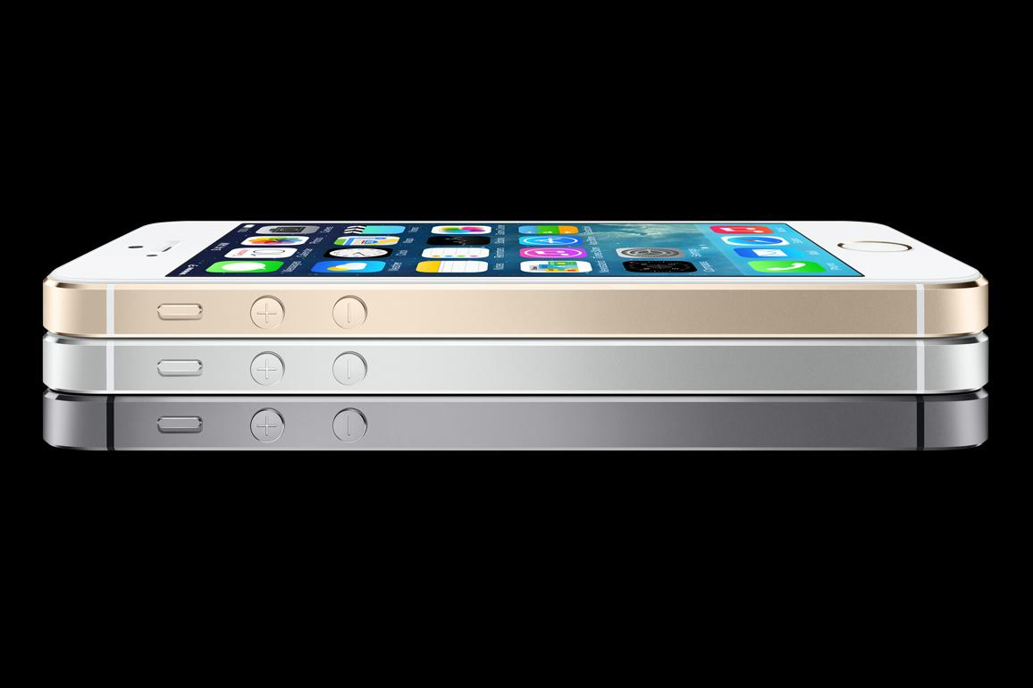 The iPhone 5s Remains The Top Selling Smartphone In The US For A Third Straight Month