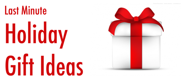 Still need to do some last minute shopping try these 5 for Easy last minute christmas gifts to make