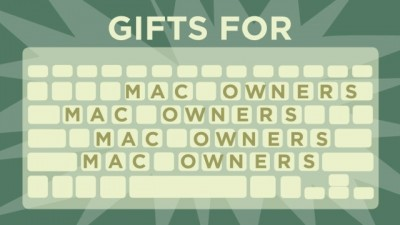 This Week In Accessories: 8 Perfect Holiday Gift Ideas For Mac Owners