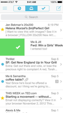 Mailbox Update Brings Support For iCloud And Yahoo Email Accounts