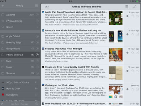 Version 3.0 Of Mr. Reader Lands In The App Store With An iOS 7 Redesign