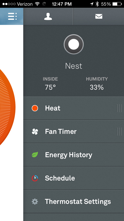 Nest Mobile Update Makes It Easier To Find Important Settings
