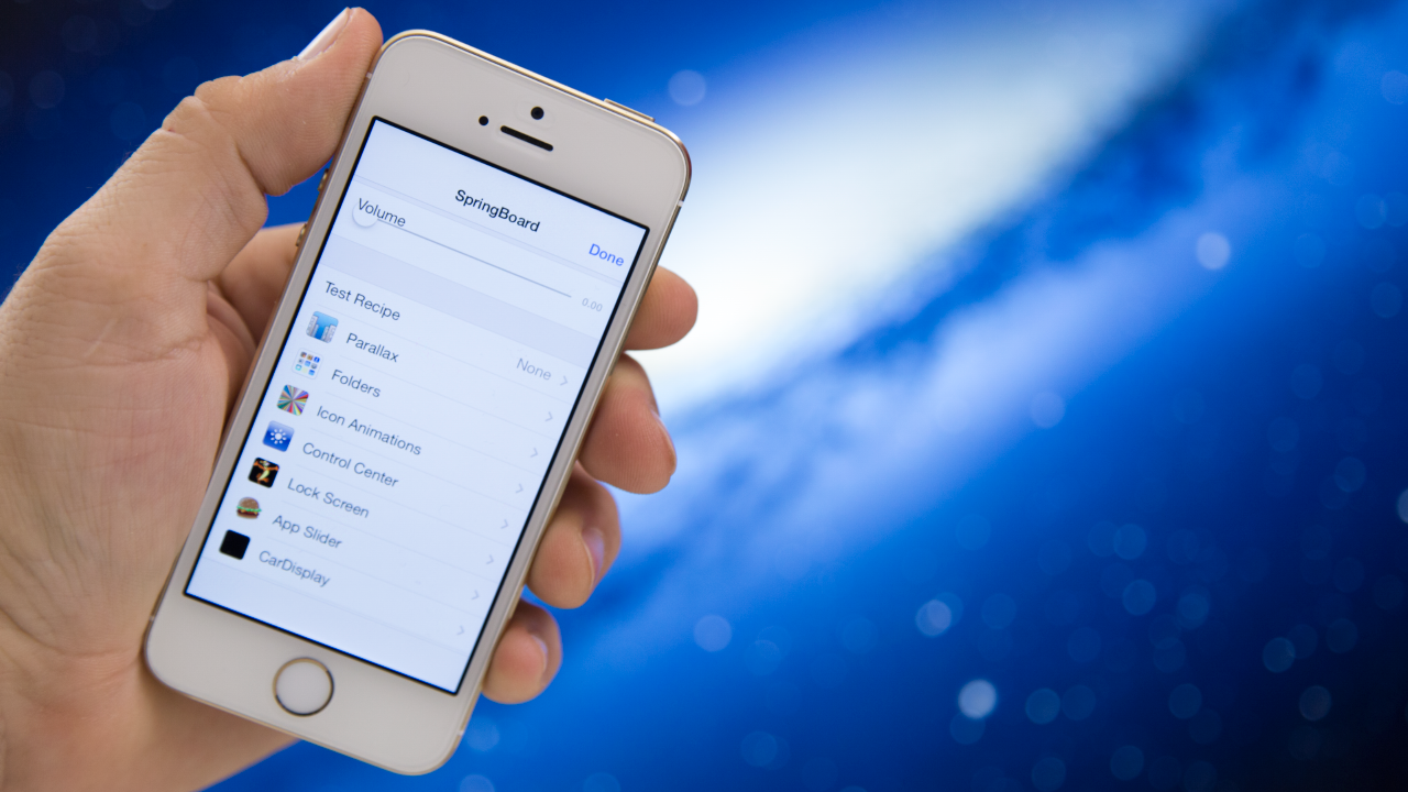 Jailbreak Only: How To Enable iOS 7 Hidden Springboard Settings On iPhone 5s