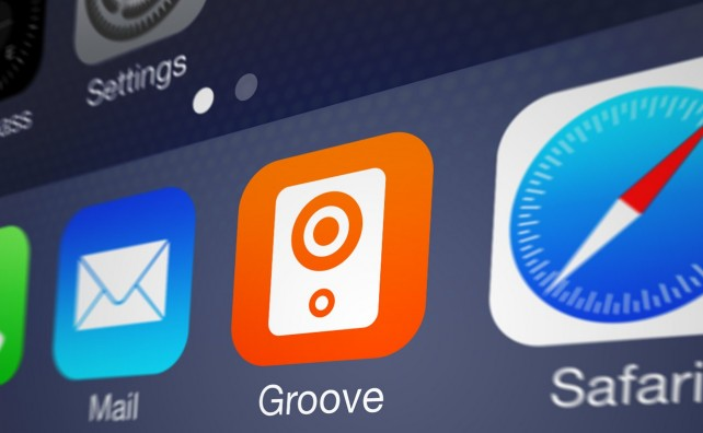 The Groove Music App For iPhone Receives A New iOS 7 Look