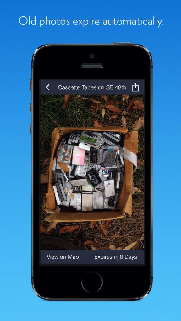 Meteor: Take Photo Memos Reduces The Junk In Your Camera Roll