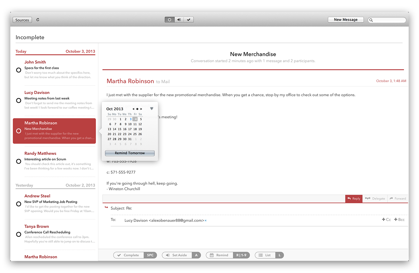 The First Public Beta For Mail Pilot For Mac Is Now Available As A Free Download