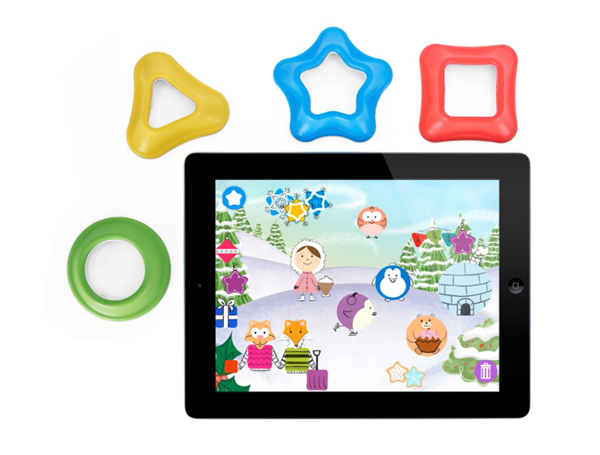Review: Introduce Younger Kids To The iPad Responsibly With Tiggly Shapes