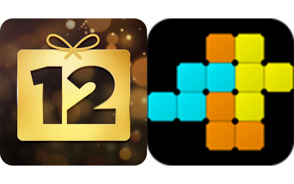Today's Best Apps: 12 Days Of Gifts And Sirtet