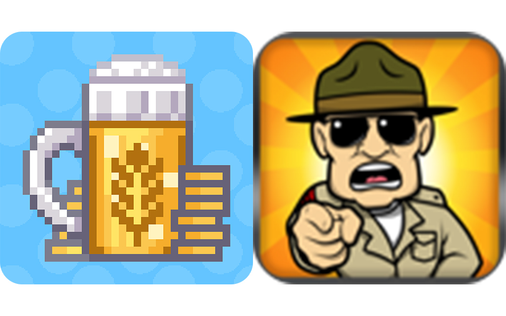 Today's Best Apps: Yes, Drill Sergeant And Fiz: The Brewery Management Game