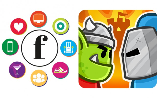 Today's Best Apps: Flourish Goals And Castle Raid 2