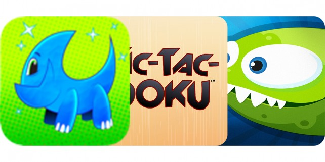 Today's Best Apps: Urp, Tic-Tac-Doku And Worm Wars