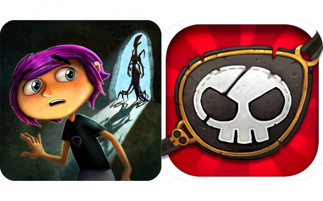 Today's Best Apps: Violett And Pirates Journey: Into The Caribbean