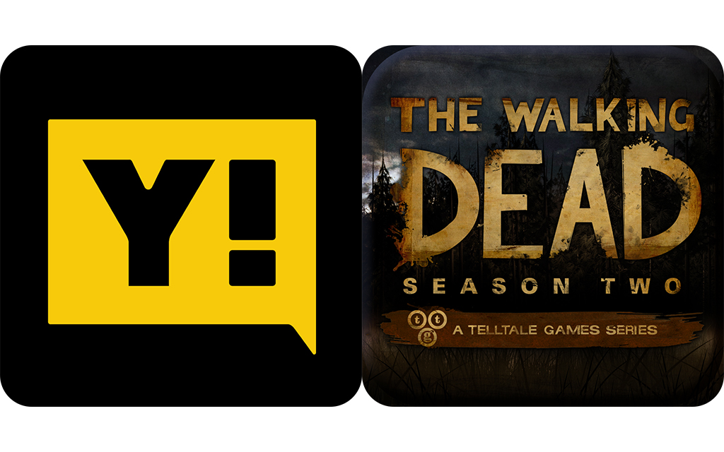 Today's Best Apps: YEAH! Movies And Walking Dead: The Game - Season 2
