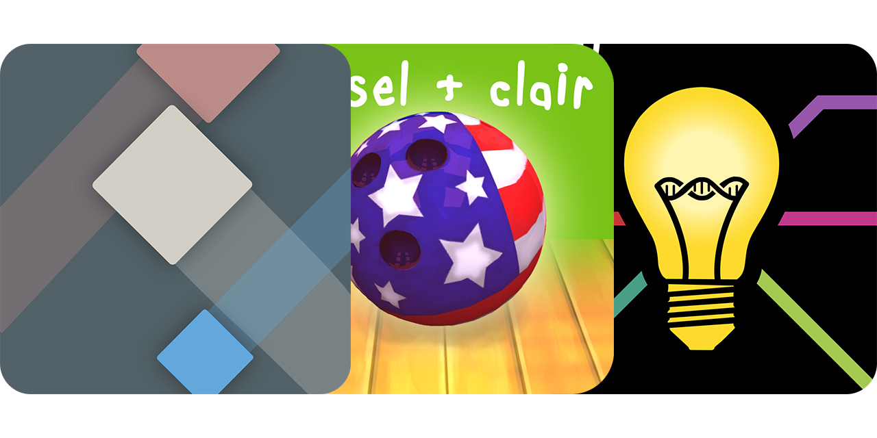 Today's Best Apps: Qub, Ansel & Clair: American Bowl And Journeys Of Invention