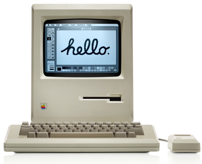 Apple Sneaks In An Easter Egg On The 30th Anniversary Of The Mac