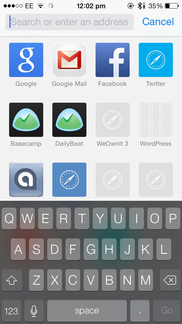 Cydia Tweak: Have Your iDevice Always Launch The Dark Keyboard With Bloard