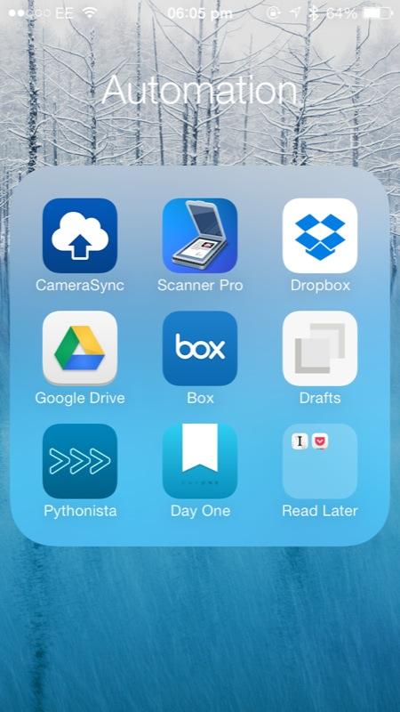Cydia Tweak: BetterFolders Brings 3 Useful Features To iOS App Folders