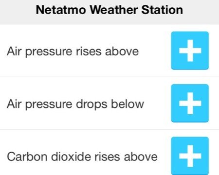 Netatmo Weather Station Gets Even Smarter Thanks To New IFTTT Channel