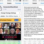 Cydia Tweak: Add 'Open In' Support To Screenshots Using ScreenshotShareSheet