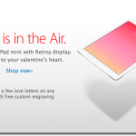 Little To Love About Apple's Valentine's Day Promotion
