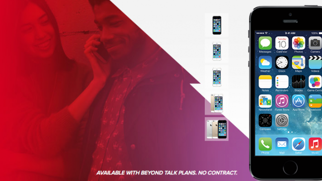 Virgin Mobile Takes Even More Off The Price Of Apple's iPhone 5s, iPhone 5c