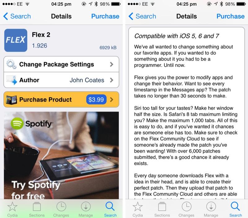 Easily Create Your Own iOS 7 Jailbreak Tweaks With Flex 2