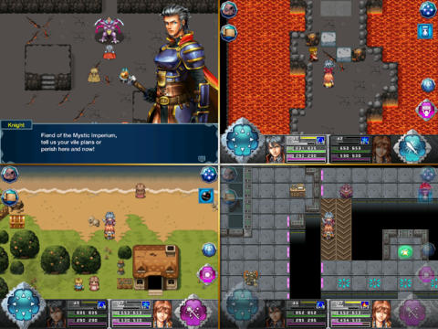 Long-Awaited Japanese Retro Action RPG Sequel Across Age 2 Out Now On iOS