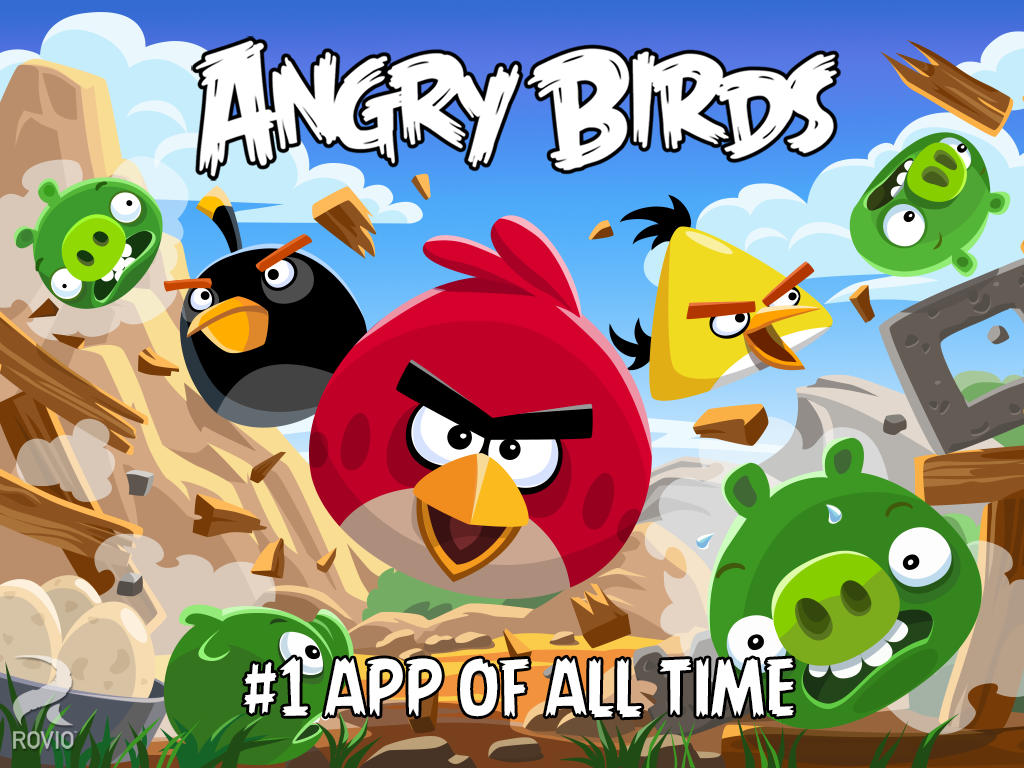 Rovio Responds To Issue Of Government Surveillance Involving Angry Birds